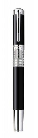 Перьевая ручка  Waterman Elegance, цвет: Black ST, перо: F123