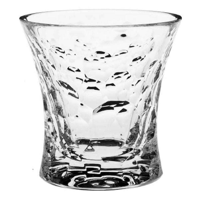 Набор хрустальных бокалов для виски «Molecules», 280 мл набор бокалов для виски 2 шт sagaform набор бокалов для виски 2 шт