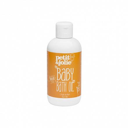 Масло для ванны, для младенцев Petit & Jolie