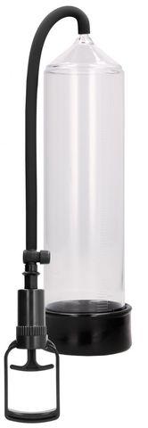Прозрачная вакуумная помпа с насосом в виде поршня Comfort Beginner Pump