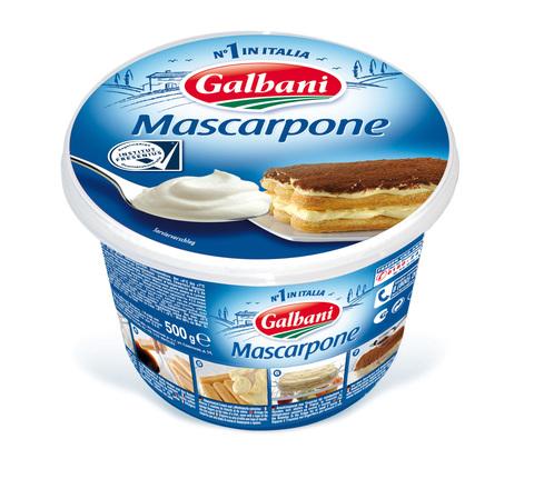 Сыр Маскарпоне GALBANI 500гр. (Сербия)