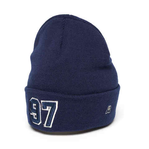 Шапка №97 синяя