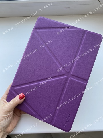 Чехол Origami Case iPad 10.5 Air 3 (2019)/PRO Leather /purple/