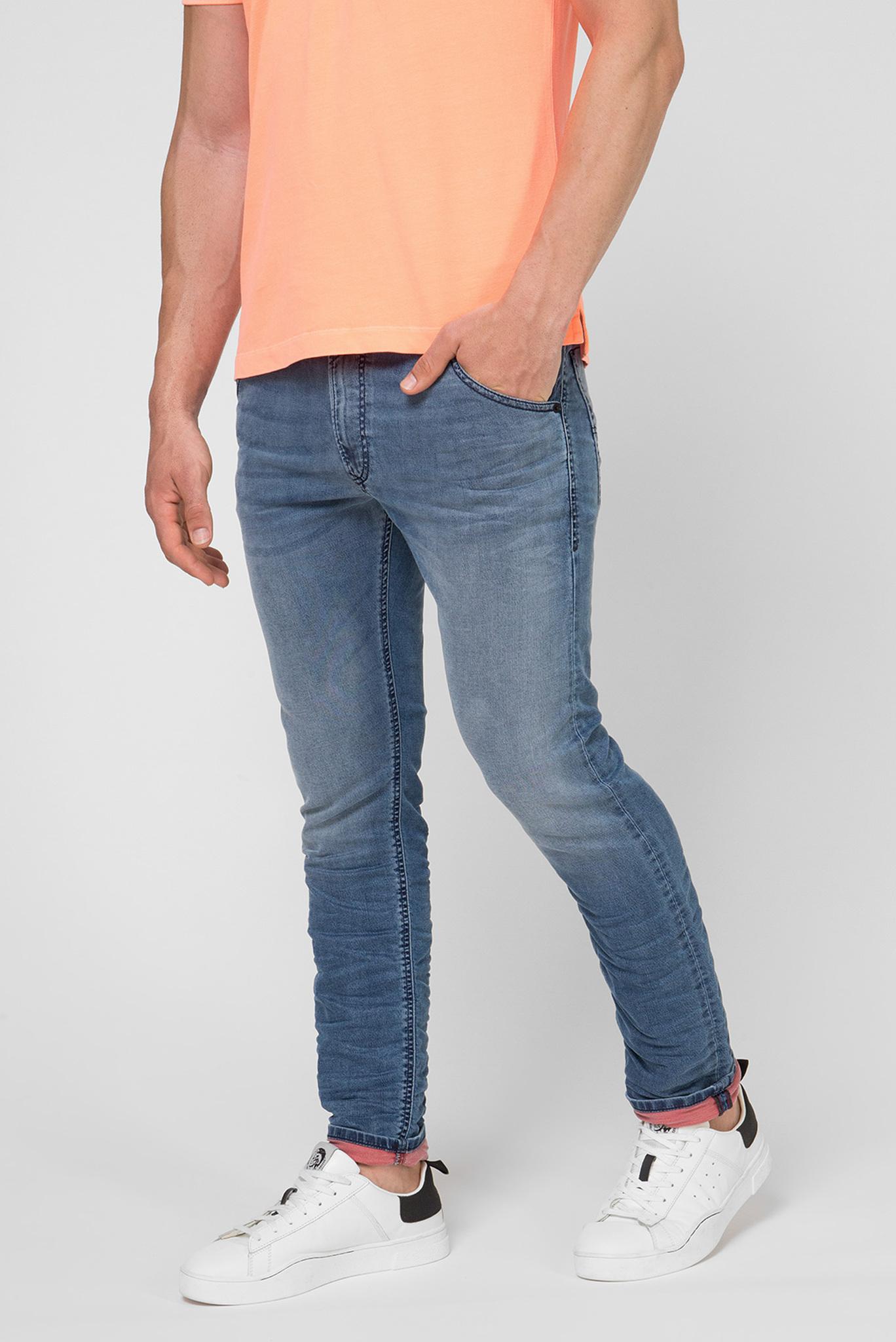 Мужские синие джинсы KROOLEY-X Diesel