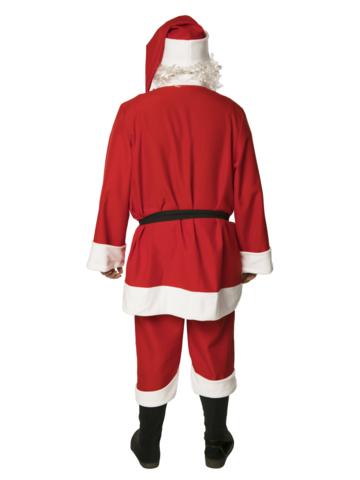 Костюм Санта Клаус взрослый 3
