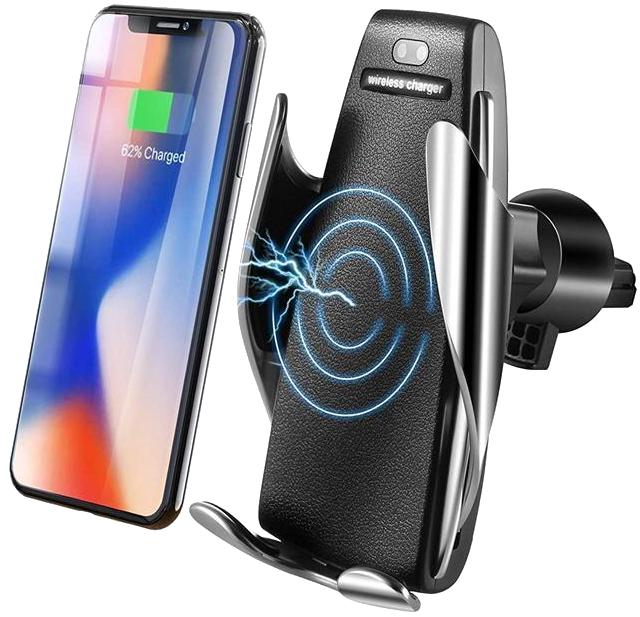 Для автомобилистов Держатель-зарядка Smart Sensor S5 Penguin_Smart_Sensor_S5.png