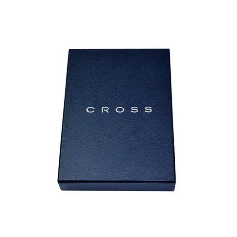 Кошелек Cross Nueva FV, серый, 11х8,2х1,5 см