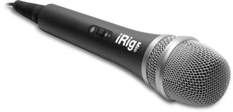 IK MULTIMEDIA iRig Mic ручной микрофон