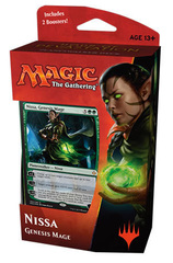 Колода Planeswalker'а «Hour of Devastation»: Nissa (английский)