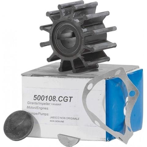 Крыльчатка помпы охлаждения двигателя Yanmar 500108CGT