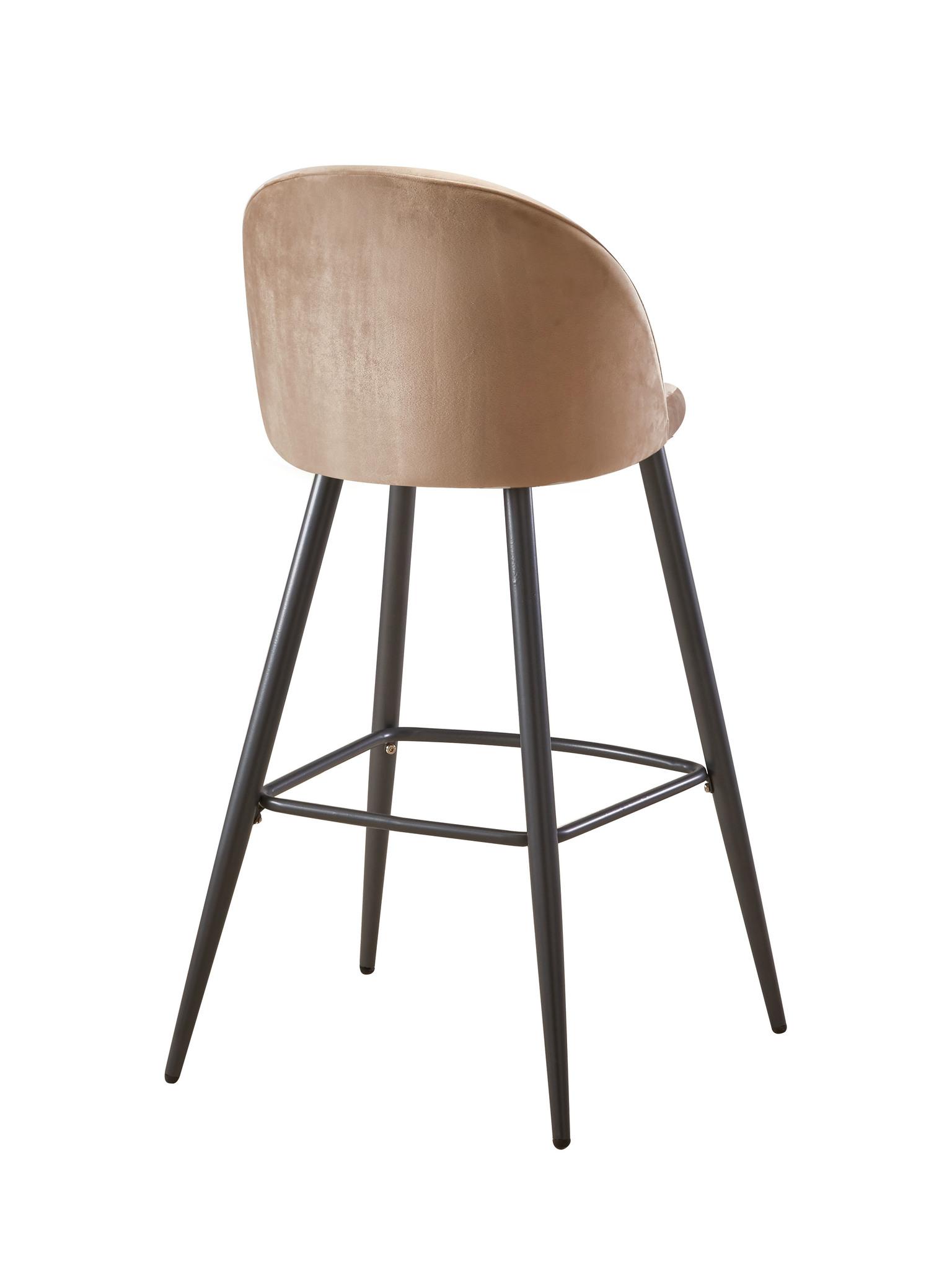 Барный стул BCR-502 BEIGE (бежевый)