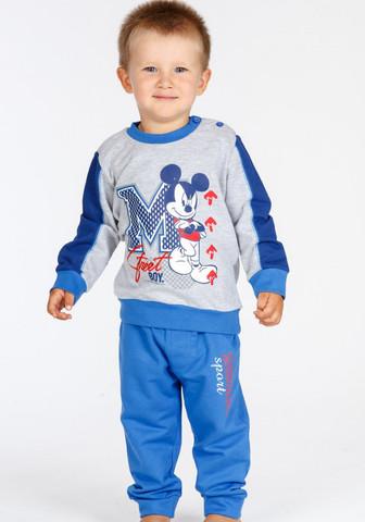 Домашний костюмчик для малыша с Mickey Mouse