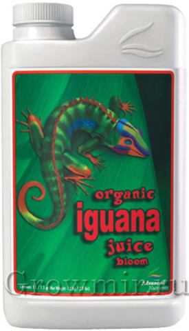 Iguana Juice Organic Bloom (1л)