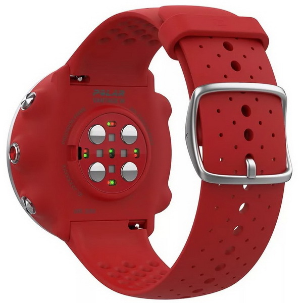 Polar Vantage M Red (M/L)