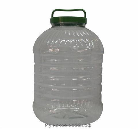 Банка пластмассовая 10 л