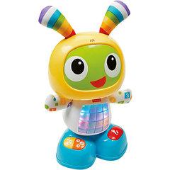 Хит продаж! Fisher Price Обучающий музыкальный робот Бибо (DJX26)