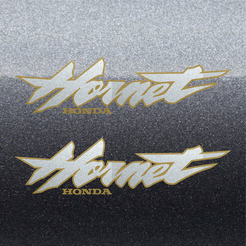 Набор виниловых наклеек на мотоцикл HONDA CB600F HORNET 2001