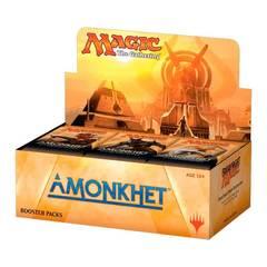 Дисплей бустеров выпуска «Amonkhet» (английский)
