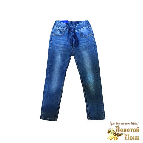 Джинсы для мальчика (5-10) 190121-818111