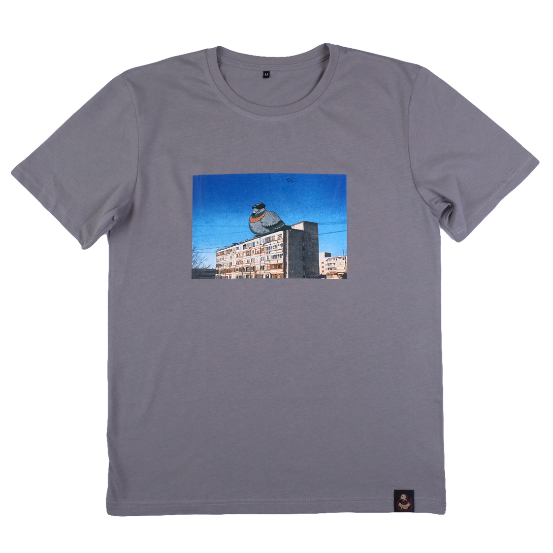 Курлык / футболка
