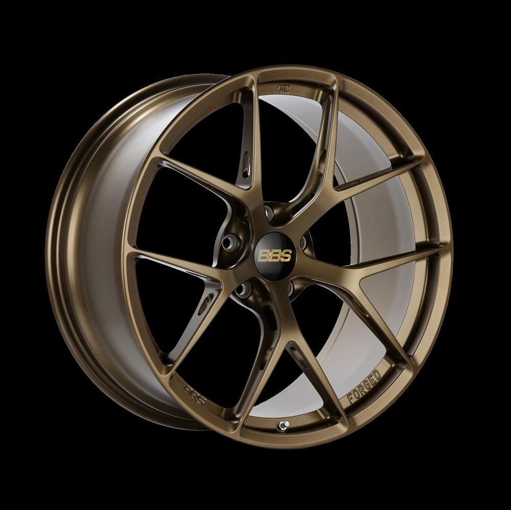 Диск колесный BBS FI-R 10.5x19 5x120 ET35 CB72.5 satin bronze