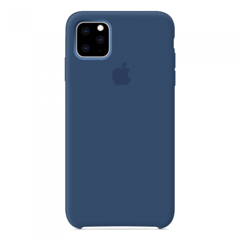Чехол iPhone 11 Pro Silicone Case /blue cobalt/ кобальт 1:1