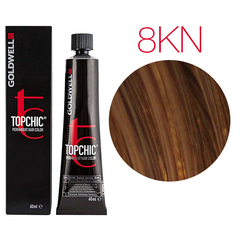 Goldwell Topchic 8KN (топаз) - Cтойкая крем краска