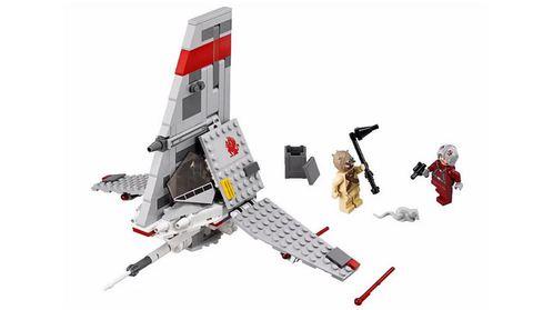 LEGO Star Wars: Скайхоппер T-16 75081 — T-16 Skyhopper — Лего Звездные войны Эпизод