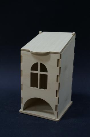 057-2913 Чайный домик