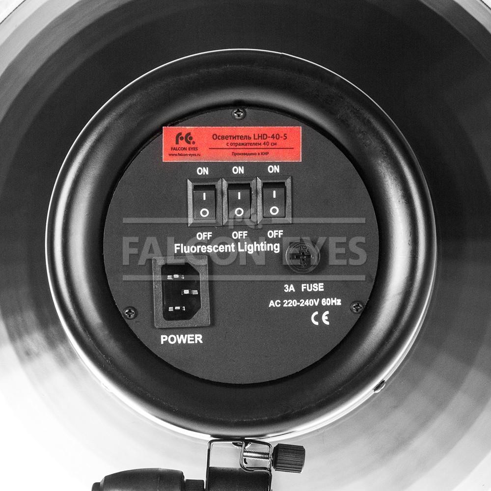 Falcon Eyes LHD-40-5