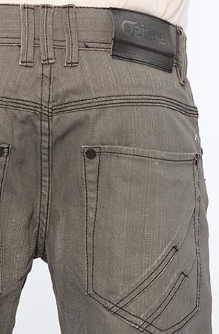 Серые джинсы фото 4