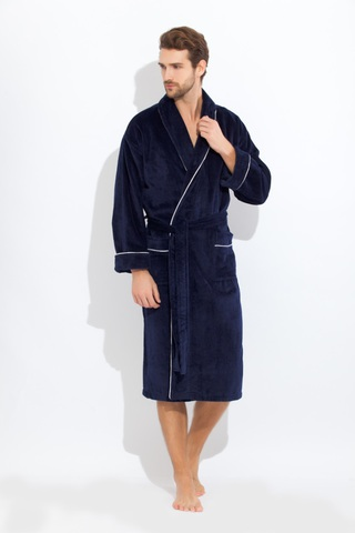 Elegant 1588 махровый  мужской халат  PECHE MONNAIE   Россия