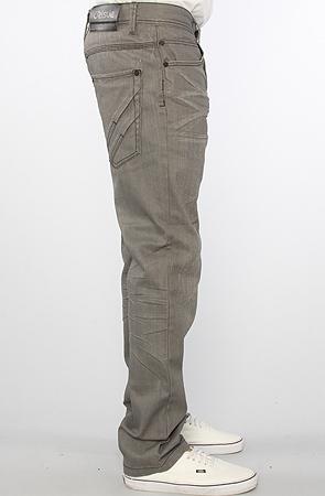 Серые джинсы фото 3