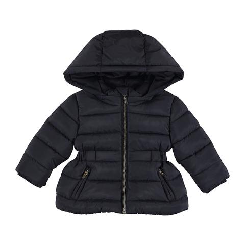 Куртка Mayoral Темно-синяя Демисезонная с утяжкой