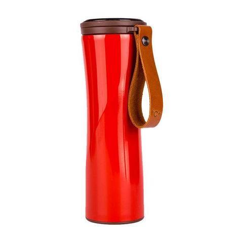 Купить термос Xiaomi Moka Kiss Kiss Fish CC Cup 430ml (Красный)
