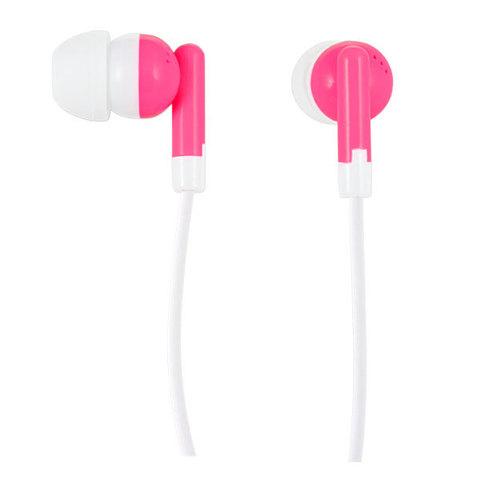 Наушники Perfeo PF-NNM, розовые