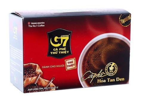 Растворимый черный кофе Trung Nguyen
