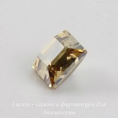 4428 Ювелирные стразы Сваровски Crystal Golden Shadow (8х8 мм)