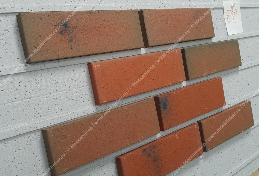 Roben - Taunus, schmelz bunt, NF14, 240x14x71 - Клинкерная плитка для фасада и внутренней отделки
