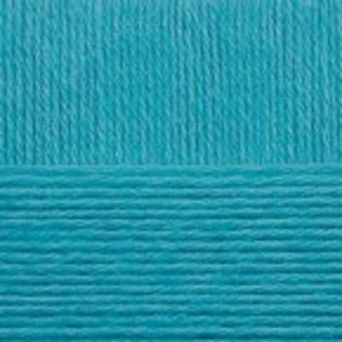 Купить Пряжа Пехорка Перспективная Код цвета 583-Бирюза | Интернет-магазин пряжи «Пряха»