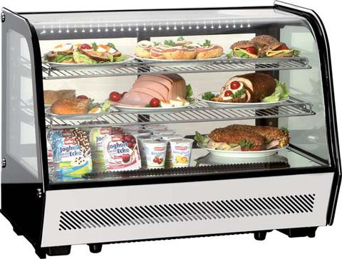 фото 1 Холодильная витрина Koreco RTW160L2 на profcook.ru