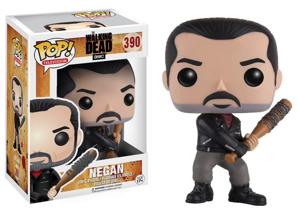 Фигурка Funko POP! Vinyl: The Walking Dead: Negan 11070