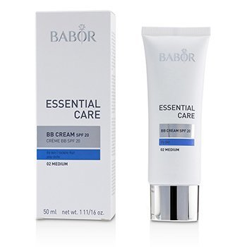 Крем BB Babor Essential Care 02 medium 50 мл