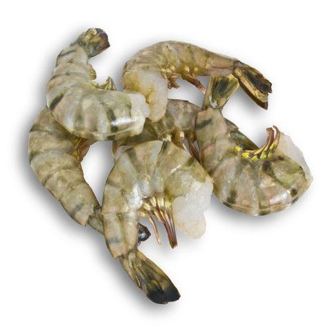 Тигровые креветки без головы 16/20 штук VICI