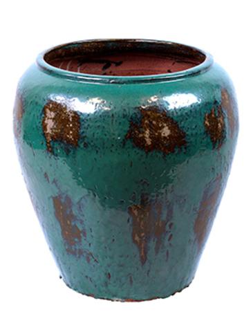 Кашпо Nieuwkoop Mystic Pot blue, 58x62 см