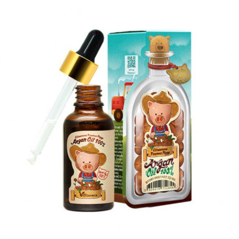 ELIZAVECCA Масло elizavecca farmer piggy argan oil 100%