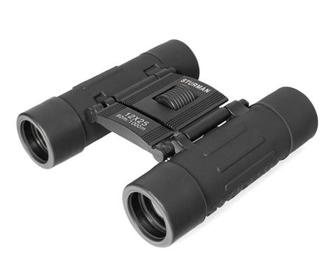 Бинокль Sturman 12x25 чёрный
