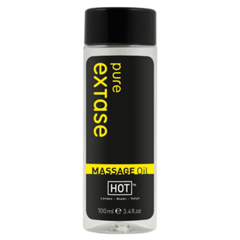 МАССАЖНОЕ МАСЛО HOT PURE EXTASE, 100 МЛ