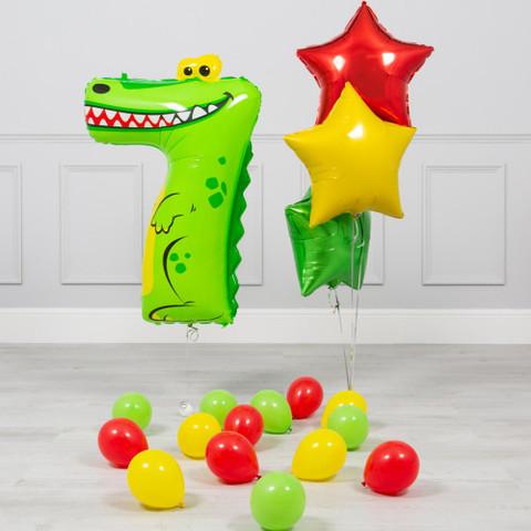 Набор Загадочный Крокодил
