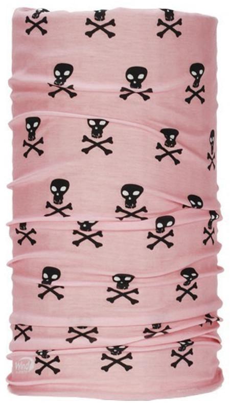 Детские банданы Бандана-труба детская Wind Xtreme 1225 terror pink wdx1225.jpg